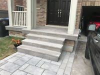 Porch to cover and steps