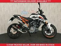 KTM DUKE 125 DUKE 17 15 BHP ABS MODEL LOW MILEAGE EXAMPLE 2018 18