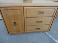 New Over $1200...Low Asking Price Shermag Maple Dresser Set