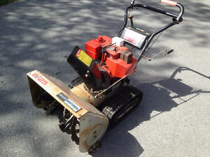 Sears Craftsman 8/25 Trac-Drive Snowblower