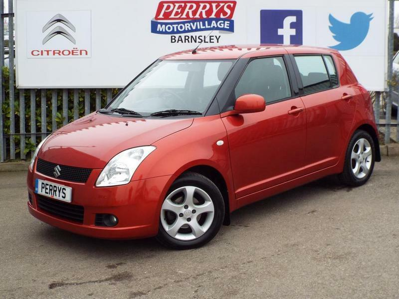 suzuki swift 1 5 glx 5 door orange 2007 in barnsley south yorkshire gumtree. Black Bedroom Furniture Sets. Home Design Ideas