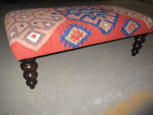 Ottoman and/or Bench Seat (Coffee table ottoman)
