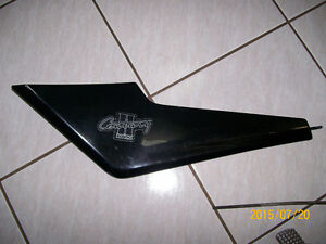 Side cover for bmw k75