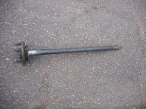 05-14 GT Mustang Axle, struts,scoops, RH door