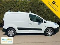 Peugeot Partner 1.6 HDI SWB L1 H1 Panel Van