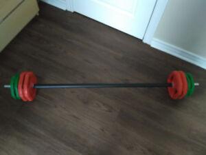 Weight Bar