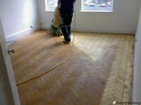 Look for a person with experience with floor sanding