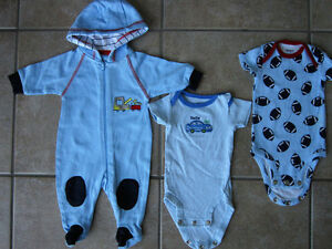 Newborn Clothing Lot