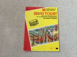 BAND TODAY ( Contemporary Band course)