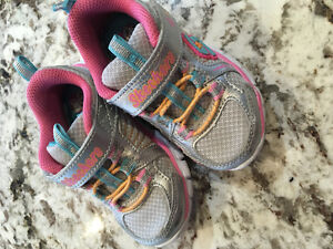 Toddler running shoes sketchers