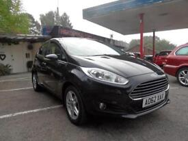 13 (62) FORD FIESTA 1.25 ZETEC 5DR.......ONLY £30 ROAD TAX. ONE OWNER FROM NEW.