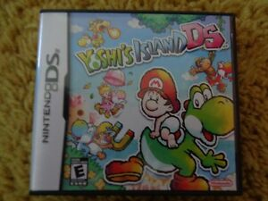 Yoshi Island DS - $25 - Can deliver