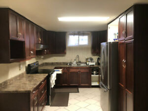 Cabinets for sale  5 Y old kitchen