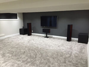 TV Wall Mounting & Surround Sound Toronto Mississauga Brampton