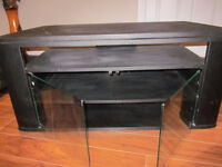 """42"""" tv stand moving sale"""