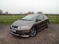 2011/11 Honda Civic 1.4 i-VTEC Type S