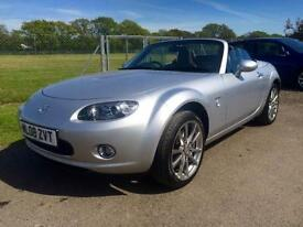 MAZDA MX-5 NISEKO ROADSTER COUPE, Silver, Manual, Petrol, 2008