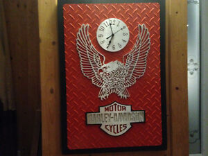 Horloge Harley Davidson Saguenay Saguenay-Lac-Saint-Jean image 3