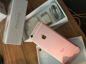 iPHONE 6S 128GB ROSE GOLD - MINT IN BOX