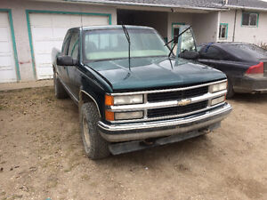 1997 Chevrolet heavy half z71