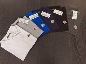 MONCLER POLOS FOR SALE!