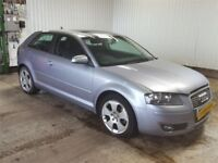 2006 AUDI A3 Sport FSi 1984cc Petrol Manual 6 Speed 3 Door Hatchback