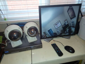 Home/Office Security Camera Set