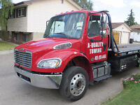 Flat Towing Rates Calgary..& Surrounding area A-Quality........