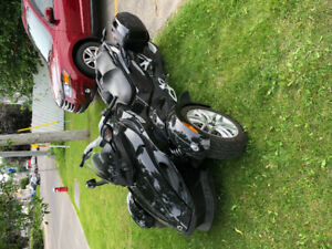 Can-Am Spyder RS sm5 2012