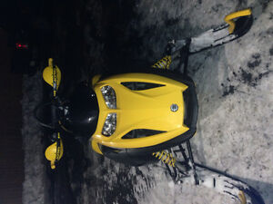 Parting out 2005 mxz 600 ho ski-doo with e start --709-597-5150 St. John's Newfoundland image 1