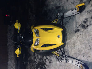 Parting out 2005 mxz 600 ho ski-doo with e start --709-597-5150