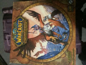 [RARE] World of Warcraft: The Adventure Board Game