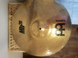 Meinl mb20 cymbals