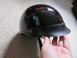 Motorcycle Helmet - half helmet