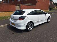 2010 Vauxhall astra sri+ xp kit 3dr hatch white