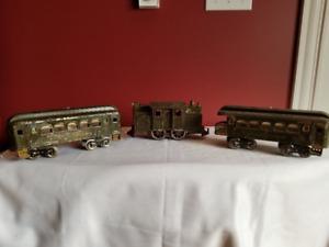 Lionel Prewar Train Set