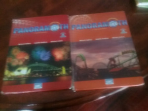 Panoramath volume 1 et 2