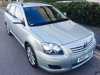 2007 TOYOTA AVENSIS 2.0 D-4D T3-S..NAVIGATION..LOOKS GREAT..DRIVES GOOD