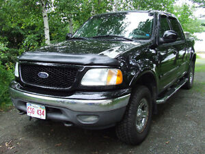2003 Ford F-150 Lariat SuperCrew 4x4
