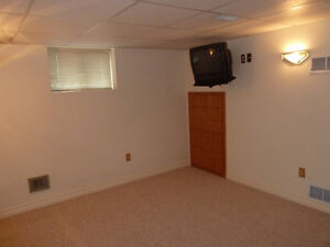 Niagara Falls -  1 Bedroom Basement Apartment