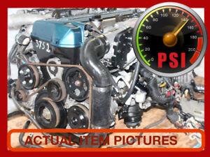 JDM 2JZ-GTE ENGINE VVTI 3.0L ARISTO SUPRA TWIN TURBO MOTOR GS300