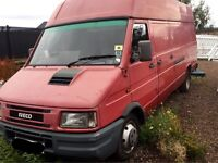 2.8t ford Iveco for breaking £600