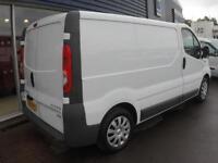 2014 Vauxhall VIVARO 2700 CDTI SWB 90 VAN *NO VAT* Manual Medium Van