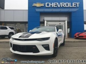 2017 Chevrolet Camaro 2SS  - Certified - Leather Seats - $384.12