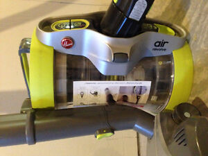 4 month old Hoover air revolve