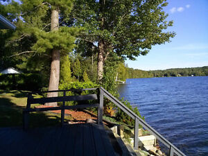 beautiful Bass Lake Lot