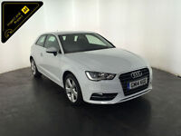 2014 AUDI A3 SPORT TDI 3 DOOR HATCHBACK 1 OWNER SERVICE HISTORY FINANCE PX