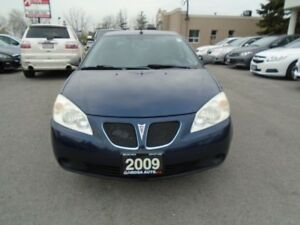 2009 Pontiac G6 SE AUX PL PM PW  NEW BRAKES LOCAL ON SAFETY E T