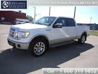 2010 Ford F-150 King Ranch SuperCrew Cab 4WD-HEATED/COOLED SEATS
