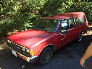 1985 Nissan Other Pickups Ext cab Pickup Truck